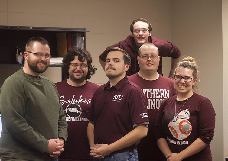 'Security Dawgs' place fifth in National Cyber League event