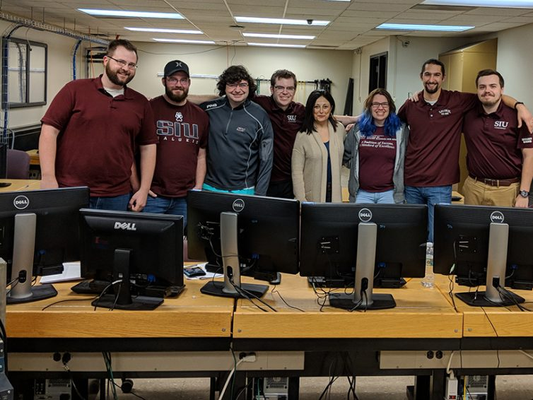 'Security Dawgs' advance to Midwest Cyber Defense event