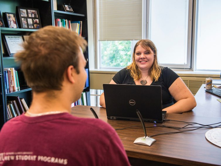 Empowering students to learn independently; professor uses automatic speech recognition to guide new language learners