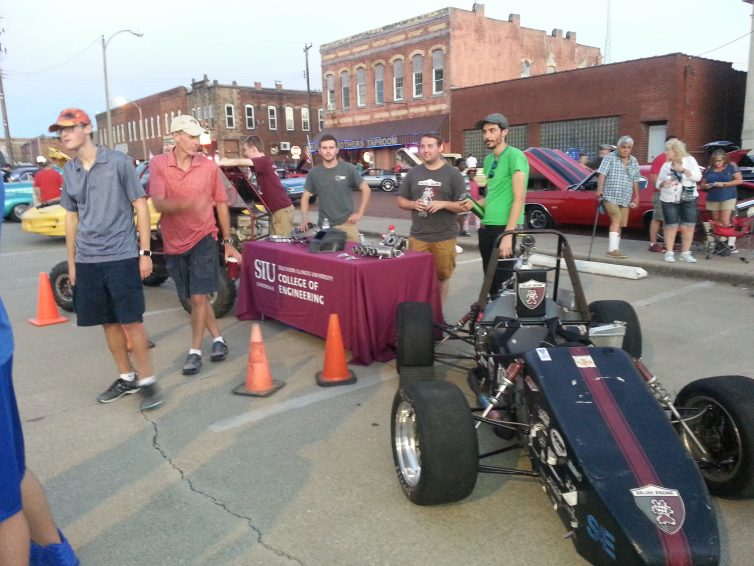 SIU RSOs get under the hood in Murphysboro