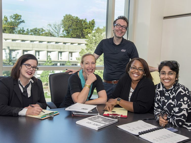 Saluki Success Program is there for students
