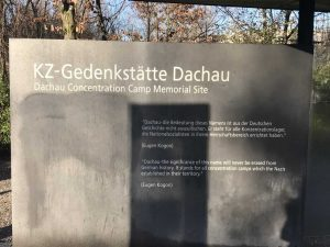 DachauSign