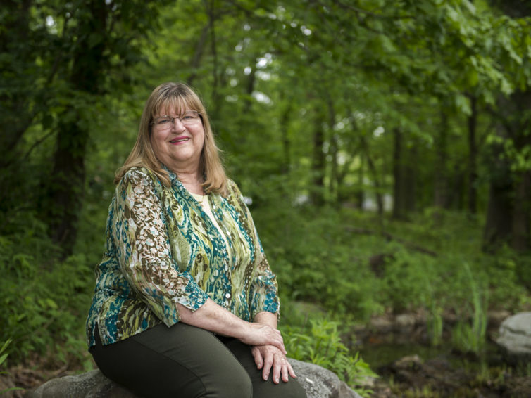 Leading the Pack: Students are always the priority for 'Forestry Mom' Patti Cludray