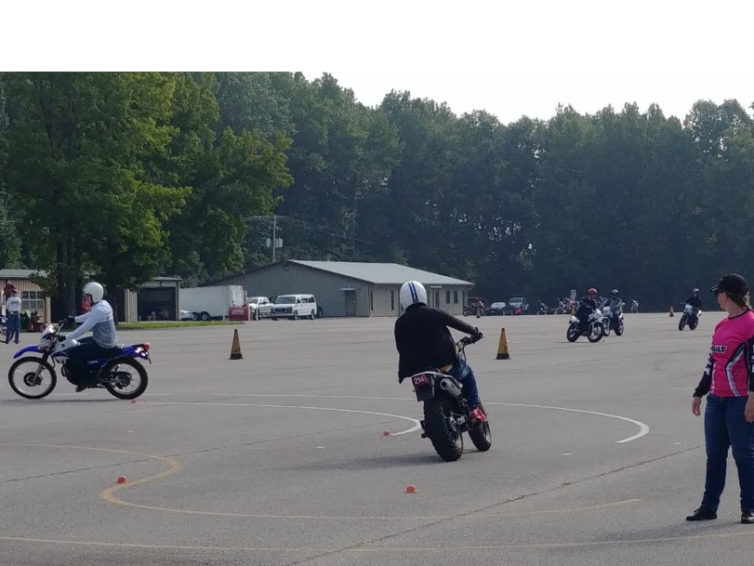 SIU'S Motorcycle Rider Program celebrates 50 years of helping bikers safely drive the roads