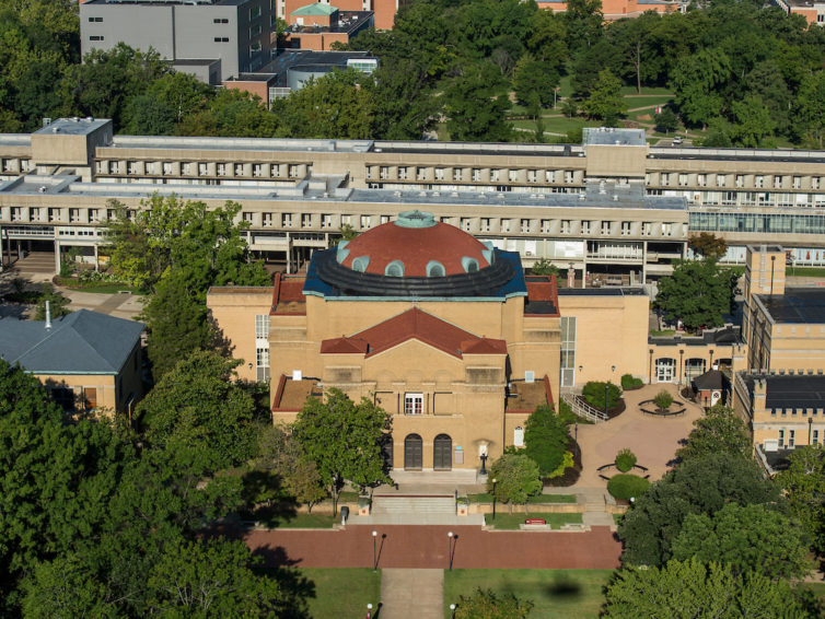 'More than a building,' the historic Shryock Auditorium remains at the heart of SIU