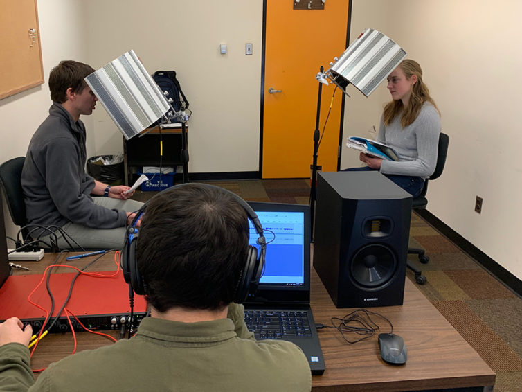 New podcasting experience opens door for two students to win Missouri Review's Miller Audio Prize