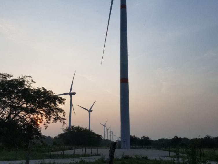 Lack of planning results in social tensions at Mexico green energy site