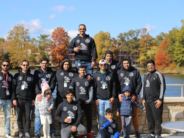 SIU Saudi students earn international acclaim for fitness program