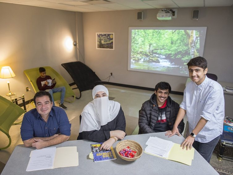 International students find home, camaraderie with Learning Center