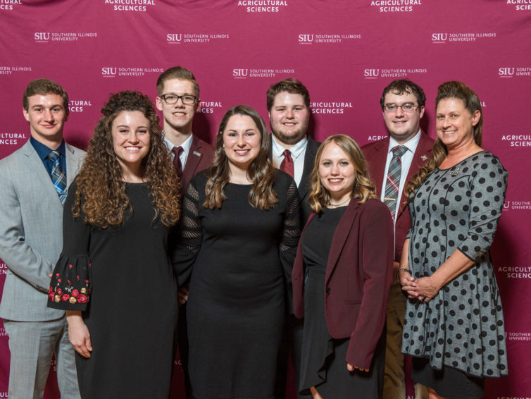 SIU's All Ag Banquet honors students, alumni, faculty and staff