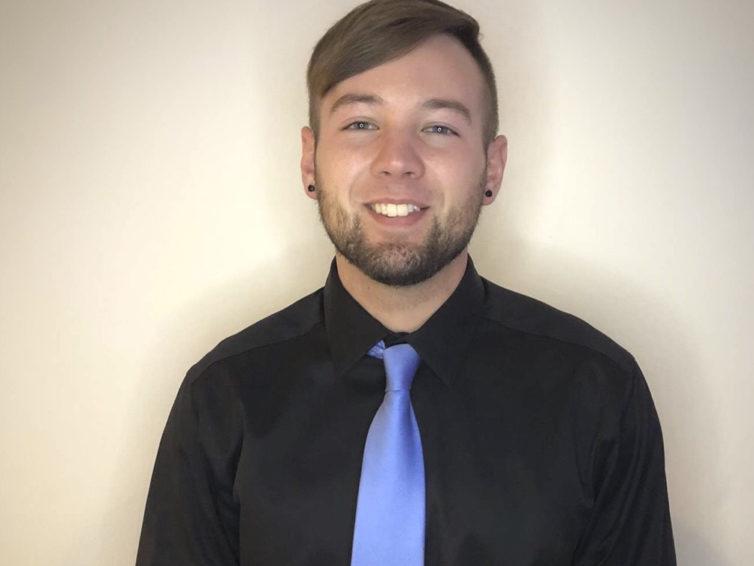 Jacob Webb earns McGaw health administration scholarship