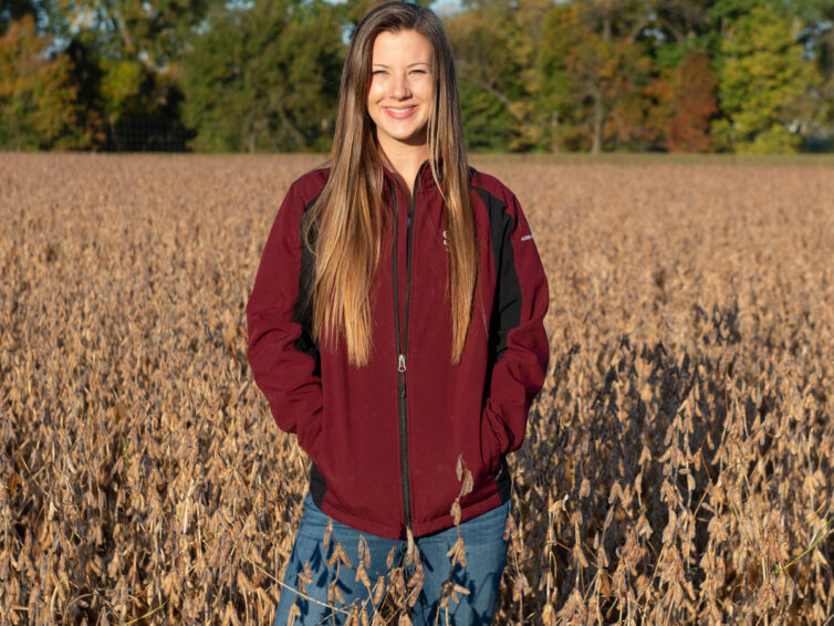 SIU doctoral student seeks innovative, sustainable way to control aggressive weed