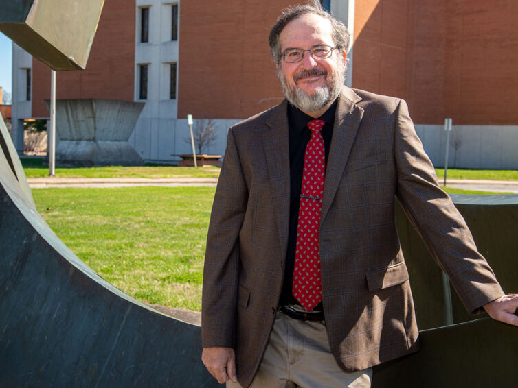 Environmental toxicologist Michael Lydy wins SIU Teaching Excellence Award (tenure track)