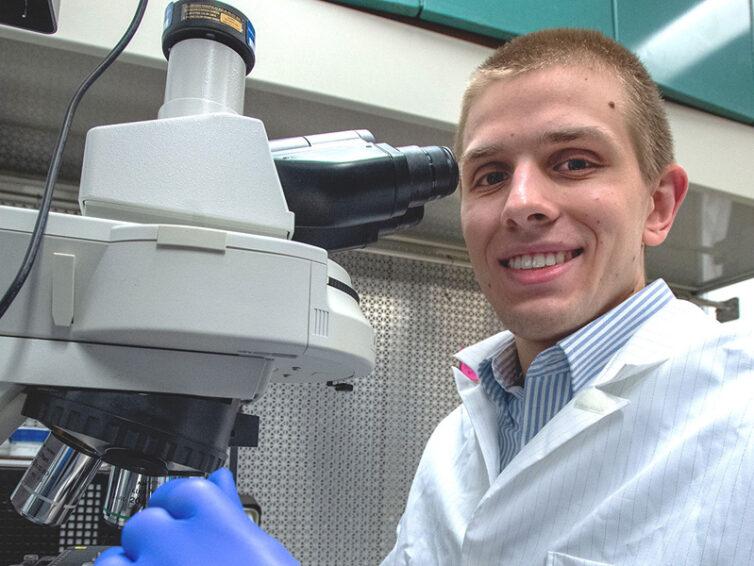 SIU physics major Lincoln Weber earns Goldwater Scholarship