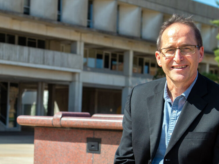 Scholar Excellence Award winner Kroner's research is changing correctional field