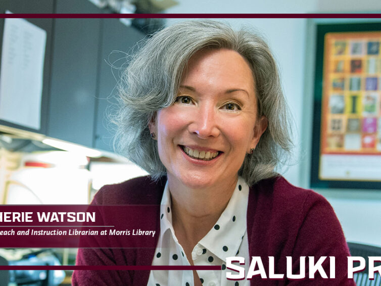 "Saluki Pride: Cherie Watson's goal is the university's ""collective success"""