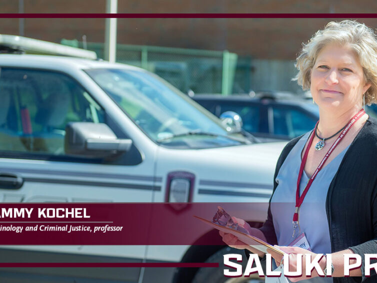 Saluki Pride: Tammy Kochel brings real-world experiences, research to the classroom