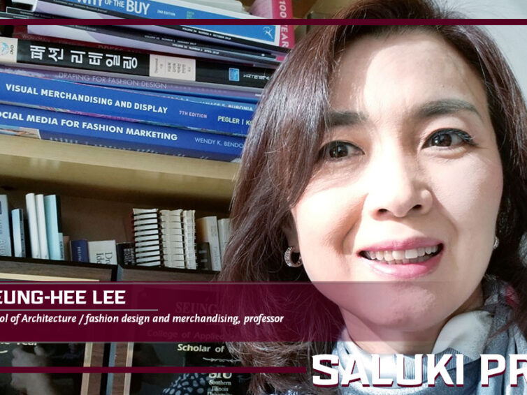 Saluki Pride: Seung-Hee Lee's research benefits students